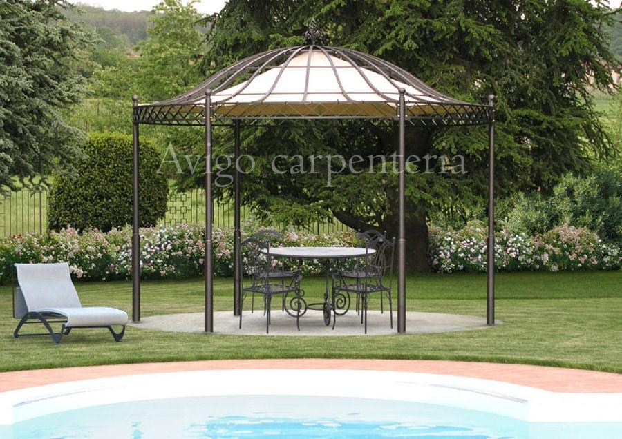 Gazebi a lonato brescia creazione e vendita arredo for Arredo giardino brescia