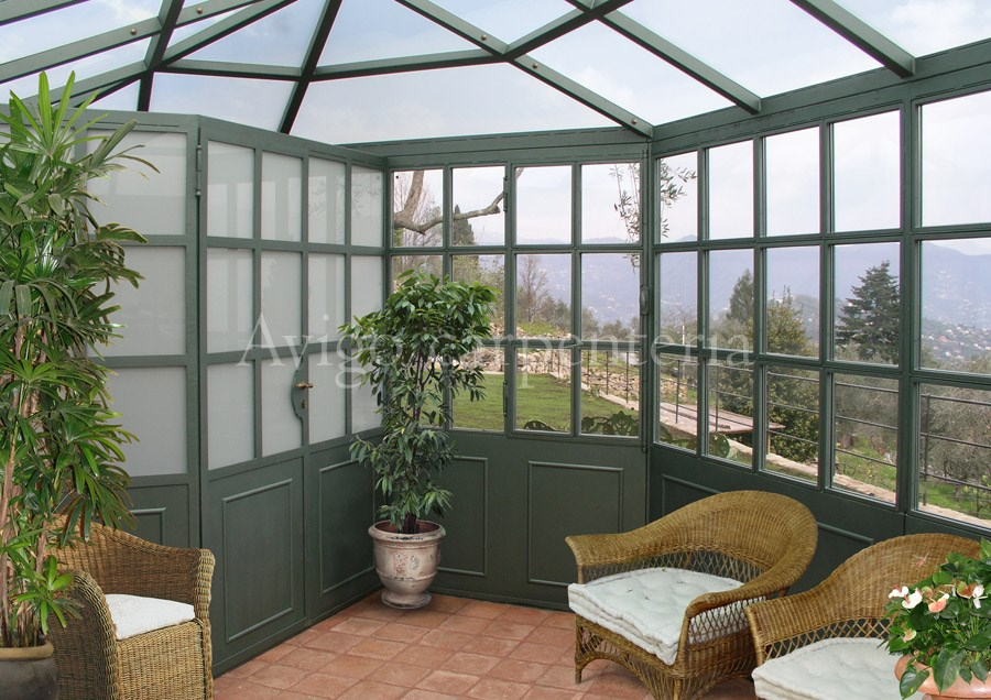 Giardino D Inverno Prezzi : Progetto di un giardino d inverno idee per il design