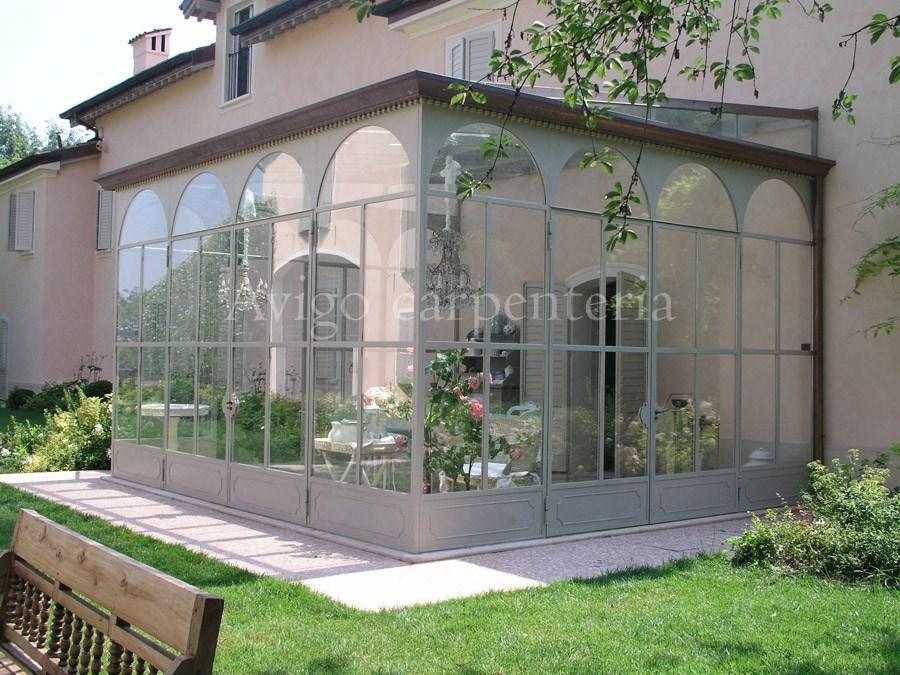 Giardino d inverno brescia idee per il design della casa - Design giardino casa ...