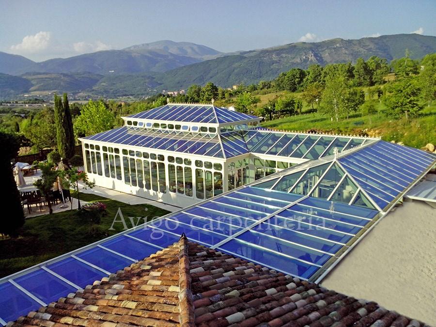 Giardino d inverno brescia idee per il design della casa - Giardino d inverno catania ...