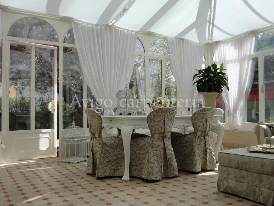Realizzazione Giardini D Inverno E Verande Atelier Italia Pictures to pin on ...