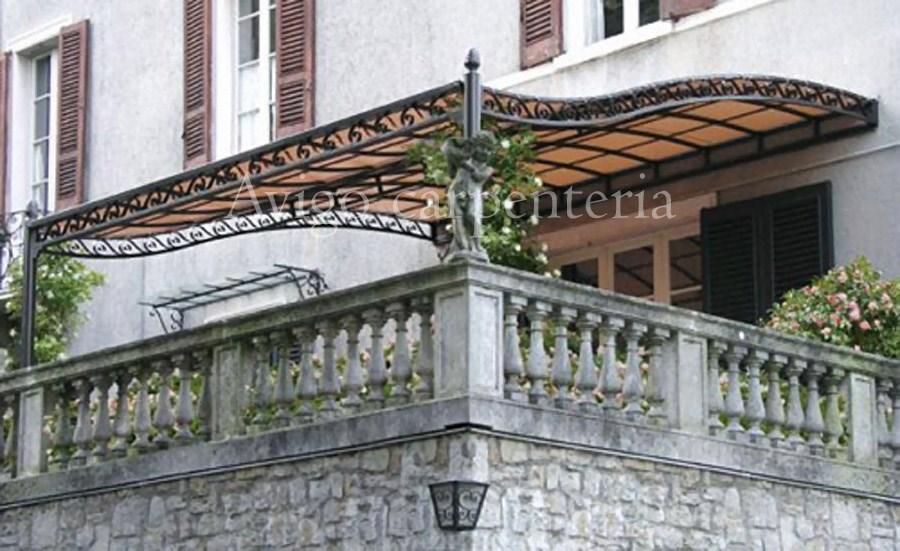 Favorito Pergole a copertura fissa, creazione e vendita a Lonato Brescia  XN51